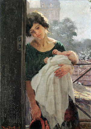 maternidade- Pedro Bruno - cor