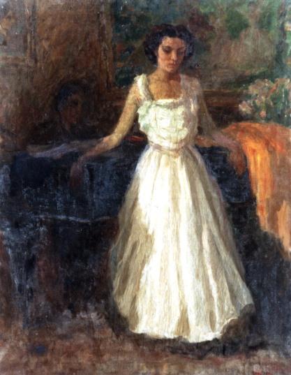 Mulher ao piano